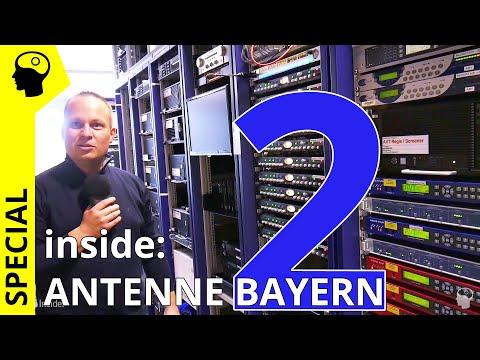 Technik Inside! Hinter den Kulissen von Antenne Bayern (Teil 2)