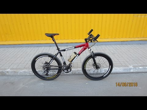 Велосипед Azimut Mystic - обзор