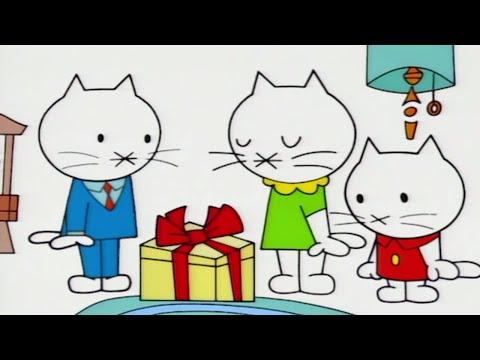 Мусти и его друзья - Папин день рождения - Серия 20 - развивающие мультики для детей