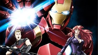 IRON MAN: La Rebelión Del Technivoro (Trailer Español)
