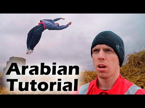 Как научиться Твист за одну тренировку (Arabian Tutorial)