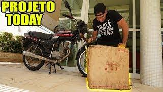 COMPREI O NOVO MOTOR DA TODAY !