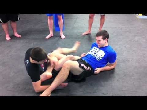 50-50 Leglock for Grappling Competitions Image 1