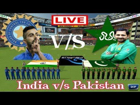 IND V PAK (REAL CRICKET 18) STREAM  || IPL SPECIAL