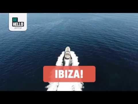 Win een droomreis naar Ibiza!