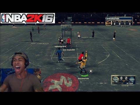 NBA 2K16| OMG BEST JUMPSHOT EVER! UGLY jumpshot challenge pt 2 -Prettyboyfredo