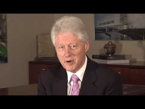 President Clinton on his Visit to Haiti - July 2009