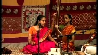 Carnatic Music Concert by Aishwarya Shankar - Voices of Tomorrow 2012
