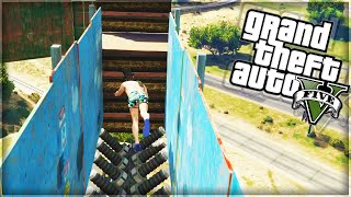 'SO F***ING CLOSE!' GTA 5 Funny Moments With The Sidemen (GTA 5 Online Funny Moments)
