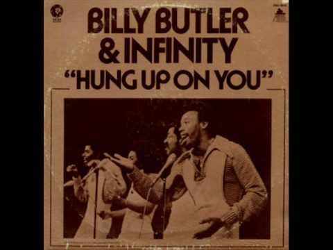 Billy Butler&Infinity - Hung Up On You