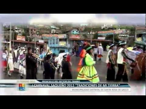 I Carnaval Saqueño 2012 -