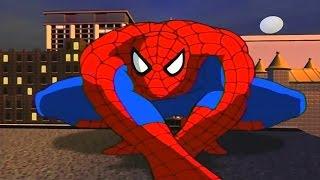 Spider-Man (90's Cartoon) [opening theme HD]