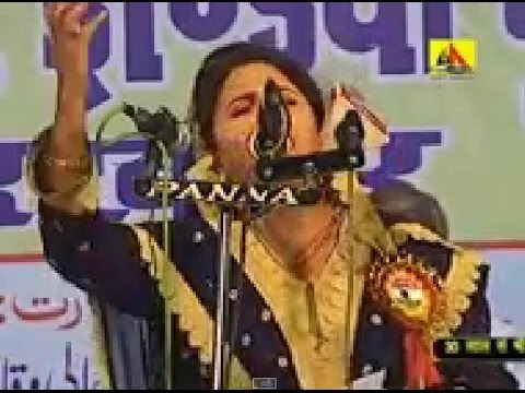 Shabina Adeeb Gorakhpur- All India Mushaira Wa Kavi Samellan 2014 video