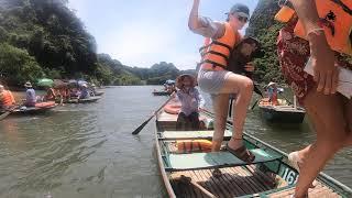 Phượt Xuyên Việt - Thắng Cảnh Tràng An - Ninh Bình - 2019