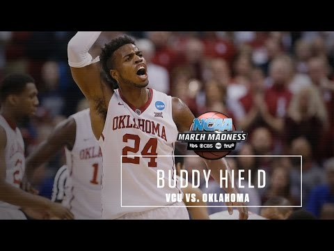 Oklahoma's Buddy Hield scores 36 points in win over VCU