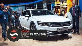 Autosalón Ženeva 2019: Volkswagen Passat - Startstop.sk