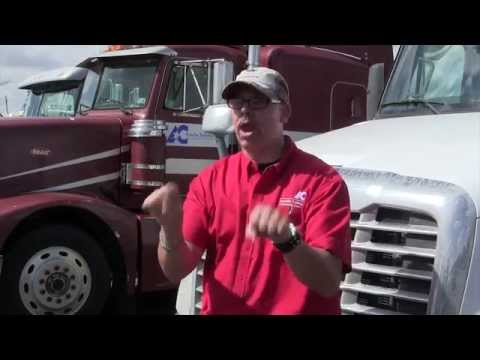Amarillo College Graduates First Hearing Impaired CDL Student.