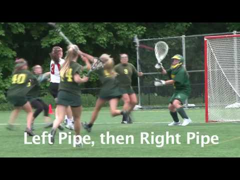 Greenwich High School vs Greenwich Academy Lacrosse Game Highlight Video (May 5, 2010)