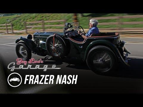 1934 Frazer Nash - Jay Leno's Garage