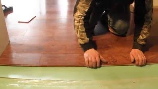 How To Install Laminate Advanced Measuring Cutting And Installing
