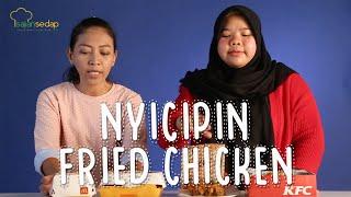 Review Jujur Fried Chicken: KFC, McDonald, Burger King, dan AW, yang Paling Enak Adalah...