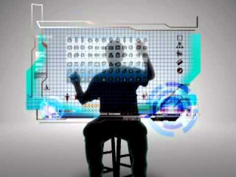 Futuristic Computer Youtube
