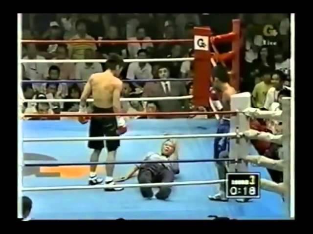 Lo Peor del Boxeo