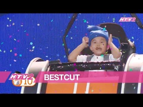 NHANH NHƯ CHỚP NHÍ - Tập 3   Xì Trum Nhí Minh Khang xuất sắc bợ 10 triệu mang về