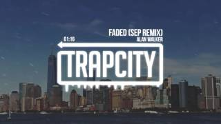 Video clip Alan Walker - Faded (Sep Remix)