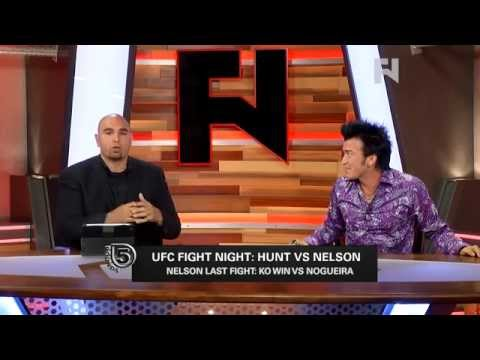 5 Rounds on UFC FN 51  Bellator 124 Recap UFC FN 52 Preview  Robin Black One More Time  Part 2