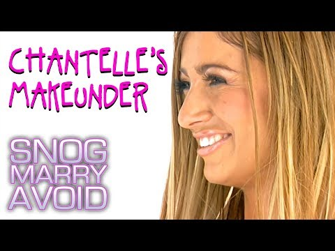 Chantelle Houghton Gets a Makeunder | Snog Marry Avoid