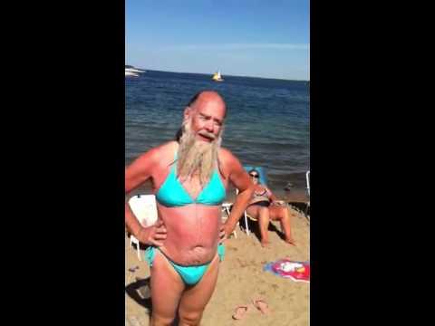 Bikini man