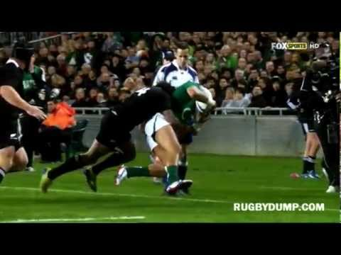 June Tests Plays of the week Round 1 | June Internationals Highlights 2012 - June Tests Plays of the