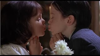 the little rascals (1994)- Alfalfa and darla KISS!! HD (2/7)