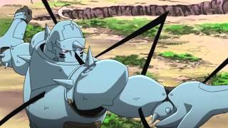 Fullmetal Alchemist Brotherhood Sakuga MAD