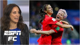 USWNT have a bigger target on their backs after Thailand - Kate Markgraf | Women's World Cup