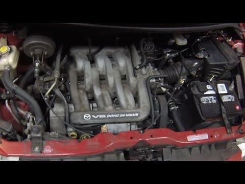 1999-2002 Mazda MPV 2.5L Valve Cover Gaskets - howto