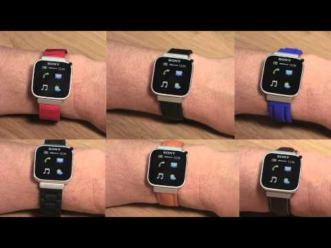 How to Customize & Repair Your Sony SmartWatch MN2