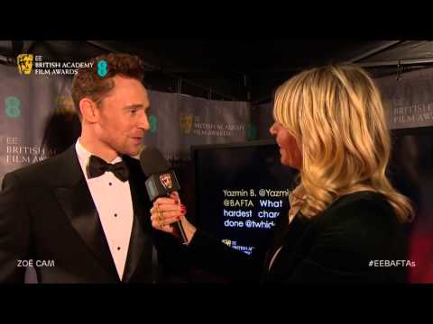 Tom Hiddleston chats about his future theatre plans with Zoe Ball