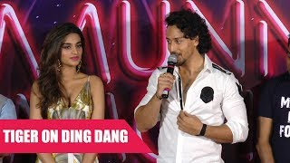 download lagu Tiger Shroff Opens Up About 'munna Michael's Ding Dang gratis