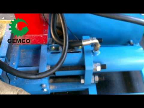 Hydraulic Briquette Machine. Sawdust Briquette Machine.  Straw Briquette Maker
