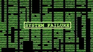 Falha no Sistema! Reinicialize...