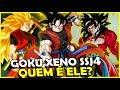 Quem é o GOKU SSJ4 do Novo Anime (Super Dragon Ball Heroes)?