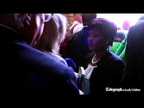 Reeva Steenkamp's mother: we're satisfied with Pistorius sentence