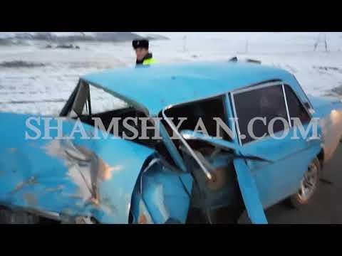 Խոշոր ավտովթար Շիրակի մարզում. բախվել են «Mercedes»-ն ու 06-ը. 5 վիրավորներից 3-ը ծայրահեղ ծանր են