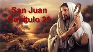San Juan 20  Biblia Hablada en Español