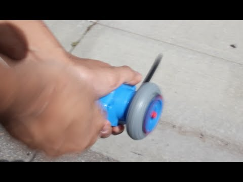 Hasbro BEYWHEELZ Demo & Test first hands-on - Beyblade Bey Wheelz