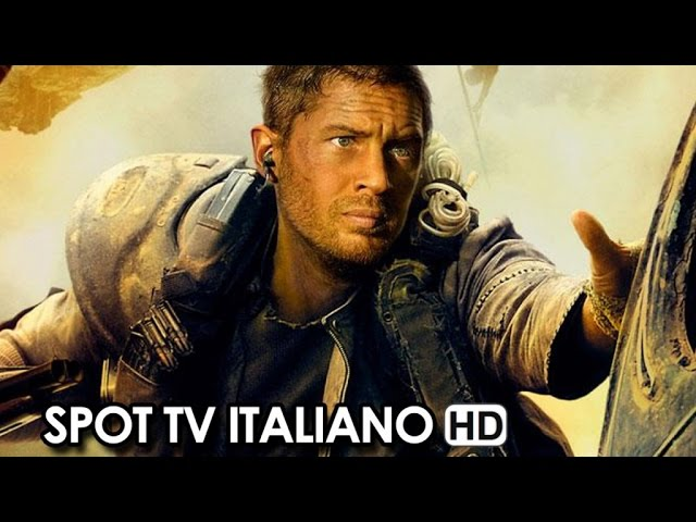 Mad Max: Fury Road Spot TV Italiano 'Guerra' (2015) - Tom Hardy, Charlize Theron Movie HD