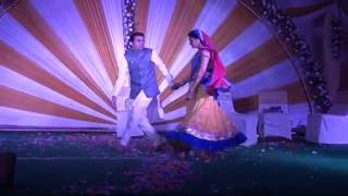 Jeeth Rachana dance on Tum mile toh jeena aa gaya