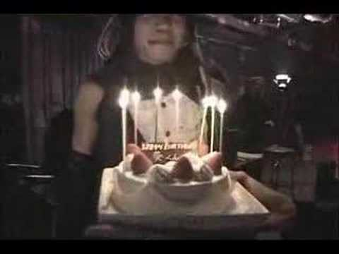 Kai Sings Happy Birthday to Aoi {Gazette} Video